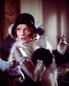 Maggie Smith in Travels With My Aunt Poster and Photo