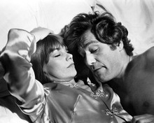 George Segal & Glenda Jackson in A Touch of Class Poster and Photo