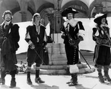 Oliver Reed & Michael York in The Three Musketeers a.k.a. The Queen's Diamonds Poster and Photo