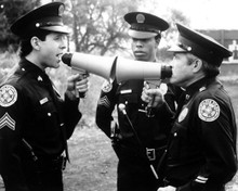 Steve Guttenberg in Police Academy 4: Citizens on Patrol Poster and Photo