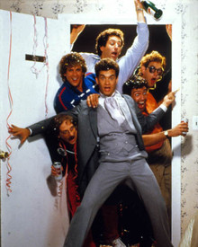 Tom Hanks in Bachelor Party Poster and Photo