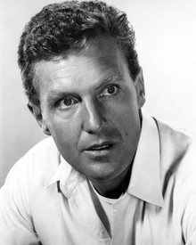 Robert Stack in The Last Voyage Poster and Photo
