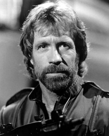 Chuck Norris in The Delta Force Poster and Photo