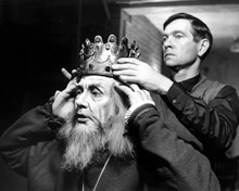 Albert Finney & Tom Courtenay in The Dresser Poster and Photo