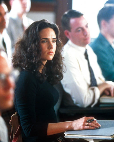 Jennifer Connelly in A Beautiful Mind a.k.a. Un Homme d'exception Poster and Photo