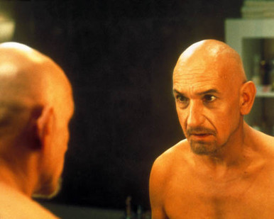 Ben Kingsley in Sexy Beast Poster and Photo