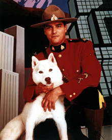 Paul Gross in Due South Poster and Photo