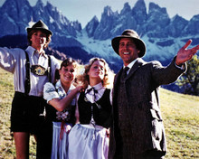Chevy Chase & Beverly D'Angelo in National Lampoon's European Vacation Poster and Photo