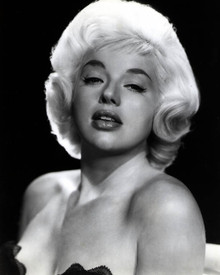 Diana Dors in On the Double Poster and Photo