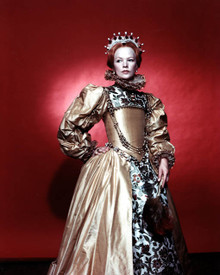 Glenda Jackson in Mary, Queen of Scots Poster and Photo