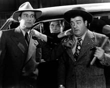 Bud Abbott & Lou Costello in Buck Privates Come Home Poster and Photo
