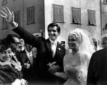 George Hamilton & Yvette Mimieux in Light in the Piazza Poster and Photo