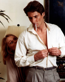 Richard Gere & Lauren Hutton in American Gigolo Poster and Photo