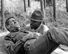 Richard Gere & Louis Gossett Jr. in An Officer and a Gentleman Poster and Photo