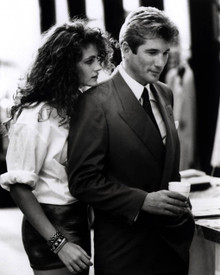 Richard Gere & Julia Roberts in Pretty Woman Poster and Photo