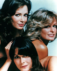 Jaclyn Smith & Kate Jackson in Charlie's Angels Poster and Photo