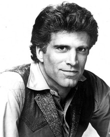 Ted Danson in Cheers Poster and Photo