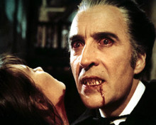 Christopher Lee in Dracula A.D. 1972 Poster and Photo