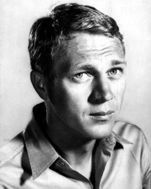 Steve McQueen Poster and Photo