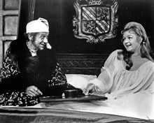 Sid James & Joan Sims in Carry On Henry a.k.a. Carry On Henry VIII Poster and Photo
