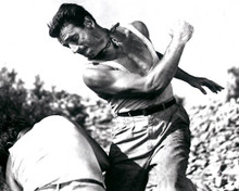 Yves Montand in Wages of Fear a.k.a. Le Salaire de la pour Poster and Photo