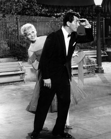 Dean Martin & Judy Holliday in Bells Are Ringing Poster and Photo