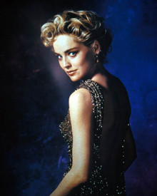 Sharon Stone in Basic Instinct Poster and Photo