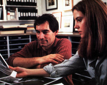 Mary-Louise Parker & Timothy Dalton in Naked in New York a.k.a. Desnudo en Nueva York Poster and Photo