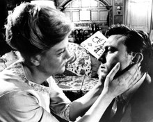 Angela Lansbury & Laurence Harvey in The Manchurian Candidate Poster and Photo