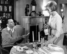 Frank Sinatra & Janet Leigh in The Manchurian Candidate Poster and Photo
