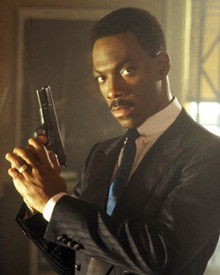 Eddie Murphy in Beverly Hills Cop 2 Poster and Photo