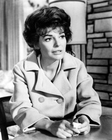 Anne Bancroft in The Slender Thread Poster and Photo
