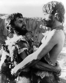 Ringo Starr & Dennis Quaid in Caveman Poster and Photo