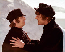 Ringo Starr & John Lennon in Help! Poster and Photo