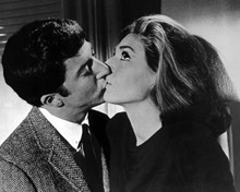 Dustin Hoffman & Anne Bancroft in The Graduate Poster and Photo