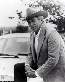 Howard Keel in Dallas (1978-1991) Poster and Photo