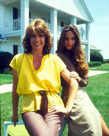 Linda Gray & Mary Crosby in Dallas (1978-1991) Poster and Photo