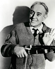 Alec Guinness in The Ladykillers a.k.a. The Lady Killers Poster and Photo