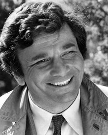 Peter Falk in Columbo Poster and Photo