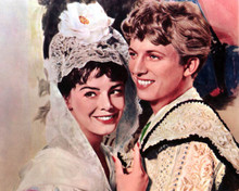Tommy Steele & Janet Munro in Tommy the Toreador Poster and Photo