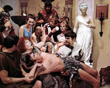 Frankie Howerd in Up Pompeii Poster and Photo