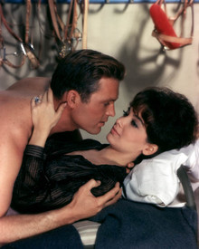 Ty Hardin aka Ty Hungerford & Suzanne Pleshette in Wall of Noise Poster and Photo