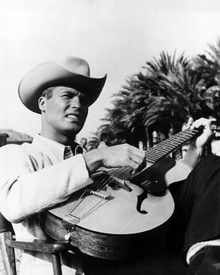 Ty Hardin aka Ty Hungerford in Palm Springs Weekend Poster and Photo