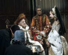 Keith Michell in The Six Wives of Henry VIII Poster and Photo