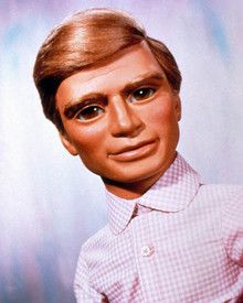 Gordon Tracy in Thunderbirds Poster and Photo