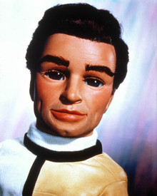 Scott Tracy in Thunderbirds Poster and Photo
