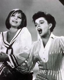 Judy Garland (Rare) & Barbra Streisand Poster and Photo