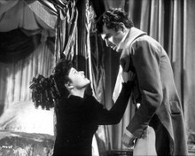 Margaret Lockwood & James Mason in The Wicked Lady Poster and Photo