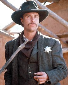 William Petersen in Young Guns II Poster and Photo