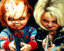 Bride of Chucky Poster and Photo
